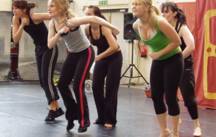 Trotter St Rehearsal